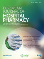 European Journal of Hospital Pharmacy